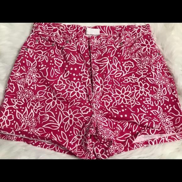 bill blass Pants - Vintage high waisted shorts